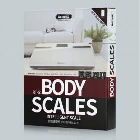 Remax Body Scales Timbangan Digital - RT-S1 - White - 12