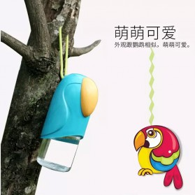 Remax Botol Minum Parrot Series Water Bottle 280ml - RCUP-017 - Pink - 5