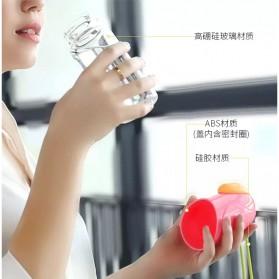 Remax Botol Minum Parrot Series Water Bottle 280ml - RCUP-017 - Blue - 4