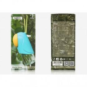 Remax Botol Minum Parrot Series Water Bottle 280ml - RCUP-017 - Blue - 8