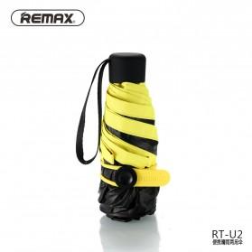 Remax Payung Lipat Mini Portable - RT-U2 - Yellow