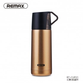 Remax Thermos Cangkir 350ml - RT-CUP21 - Golden
