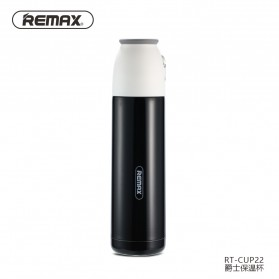 Remax Jazz Thermos Cangkir 500ml - RT-CUP22 - Black