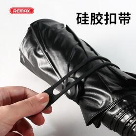 Remax Payung Lipat Mini - RT-U3 - Black - 3
