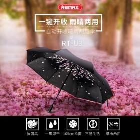 Remax Payung Lipat Mini - RT-U3 - Black - 5