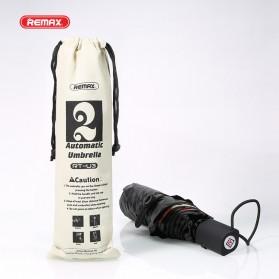 Remax Payung Lipat Mini - RT-U3 - Black - 6