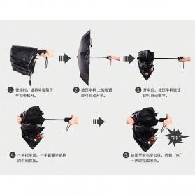 Remax Payung Lipat Mini - RT-U3 - Black - 7