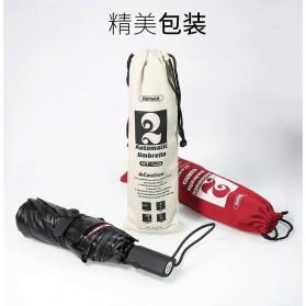Remax Payung Lipat Mini - RT-U3 - Black - 11