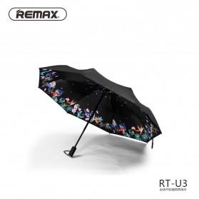 Remax Payung Lipat Mini - RT-U3 - Green - 1
