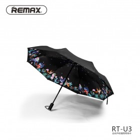Payung Hujan - Remax Payung Lipat Mini - RT-U3 - Green