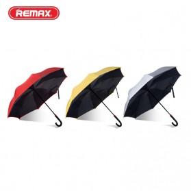 Remax Payung Terbalik - RT-U1 - Black/Silver - 3