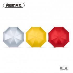 Remax Payung Terbalik - RT-U1 - Black/Silver - 4