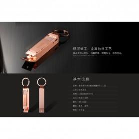 Remax Tondan Korek Api Elektrik dengan Sinar UV - RT-CL02 - Black - 6