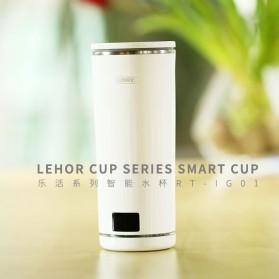Remax Lehor Botol Minum Pintar - RT-IG01 - White - 5