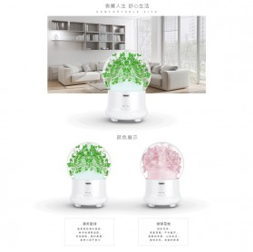 Remax Humidifier Flowers Aromalamp - RT-A700 - White - 2