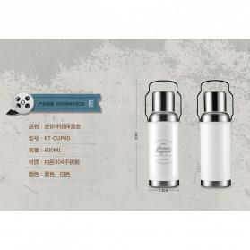 Remax Botol Thermos Retro 600ml - RT-CUP60 - Black - 2