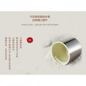 Remax Botol Thermos Retro 600ml - RT-CUP60 - Black - 6