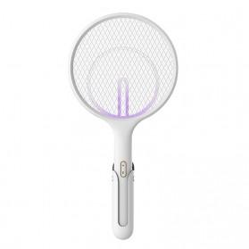 Remax Life Thanos Pro Raket Nyamuk Electric Mosquito Racket - RL-LF30 - White