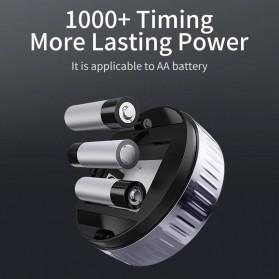 Baseus Heyo Rotation Timer Masak Dapur Magnetic Digital Countdown Alarm - ACDJS-01 - Black - 4