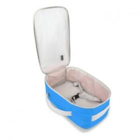 BUBM Tas Travel Bag in Bag Organizer untuk Sepatu & Sandal - TXDX - Blue - 4