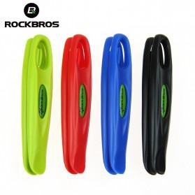 Rockbros Tyre Lever POM Alat Cungkil Ban Luar Sepeda - QTB004 - Black - 3