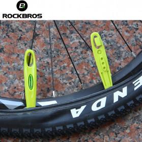 Rockbros Tyre Lever POM Alat Cungkil Ban Luar Sepeda - QTB004 - Black - 4