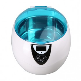 Digital Ultrasonic Cleaner - CE-5200A - White/Blue