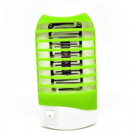 Mosquito Killer Night Lamp 4 LED - Green
