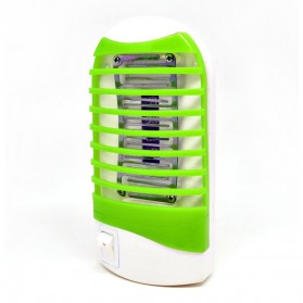 ISHOWTIENDA Mosquito Killer Night Lamp 4 LED - VT-888 - Green - 2
