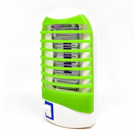 ISHOWTIENDA Mosquito Killer Night Lamp 4 LED - VT-888 - Green - 11