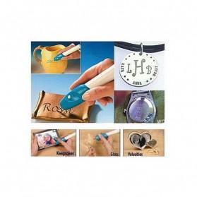 Engrave It Alat Ukir Portable - White - 4