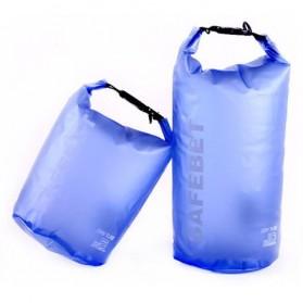 Safebet Floating Waterproof Bucket Dry Bag 15 Liter - Blue - 2