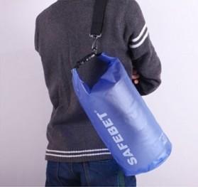 Safebet Floating Waterproof Bucket Dry Bag 15 Liter - Blue - 5