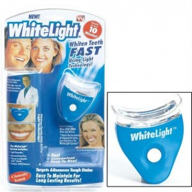 Whitelight Teeth Whitening / Pemutih Gigi - ST1023 - White