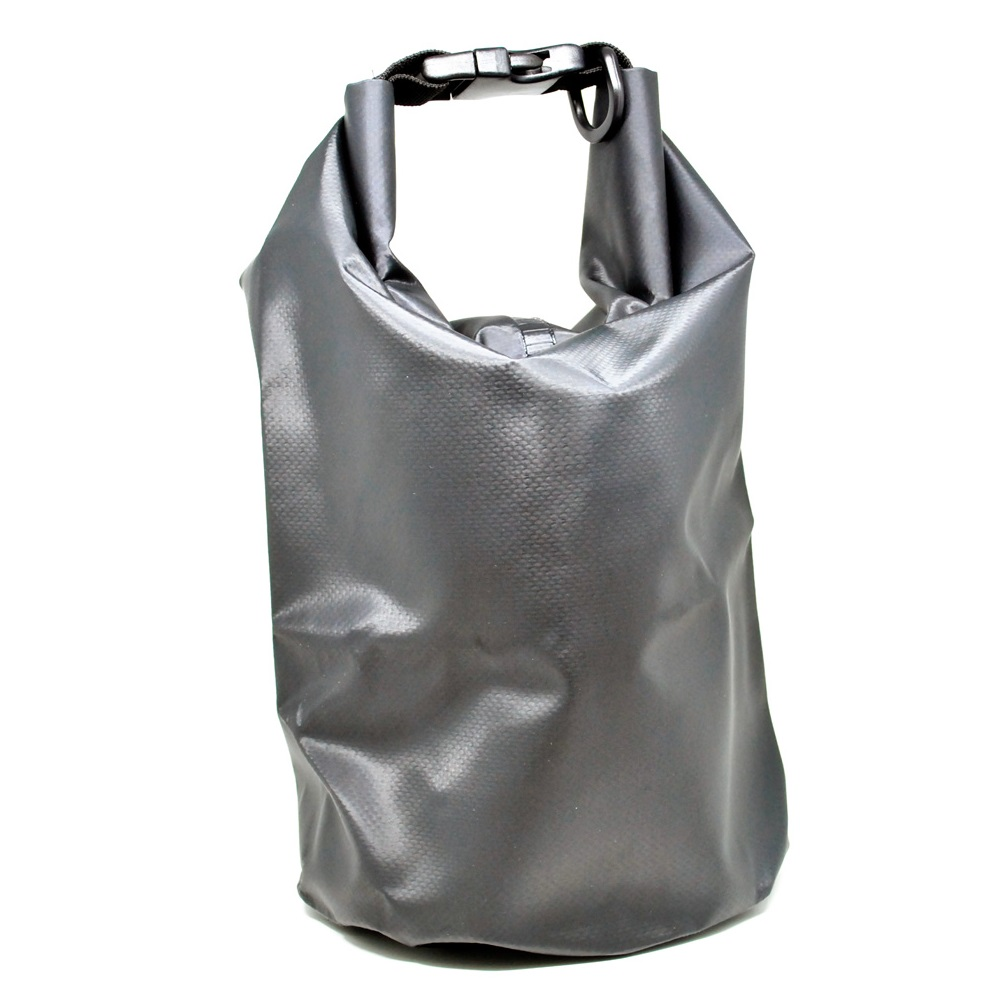 304d3dfdfb Inflated Outdoor Drifting Waterproof Bucket Dry Bag 20 Liter - Black ...