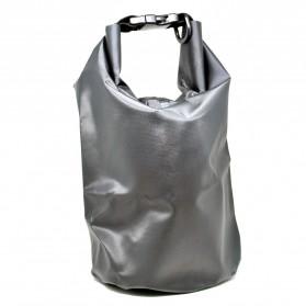 Safebag Outdoor Drifting Waterproof Bucket Dry Bag 5 Liter - Blue - 3