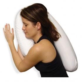 Side Sleeper Pillow / Bantal Guling - White