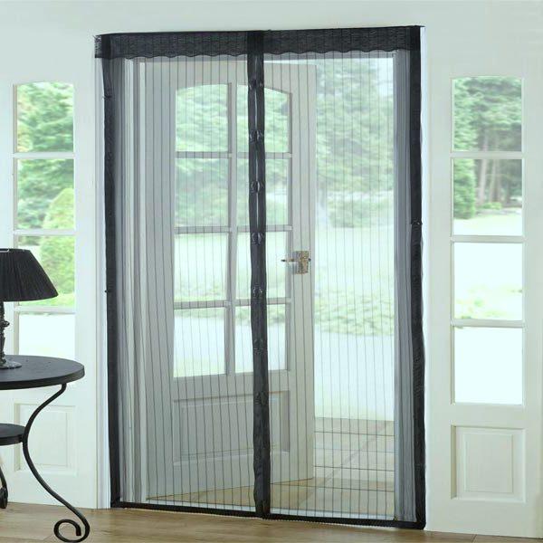 Magnetic Screen Door : Decorating magnetic door screens inspiring photos
