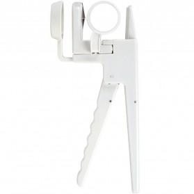 EZCracker Handheld Egg Cracker Separator Pemecah Telur - White - 8