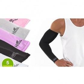 Hi Cool Arm UV Protection Cover / Sarung Pelindung Lengan - Army Green - 7
