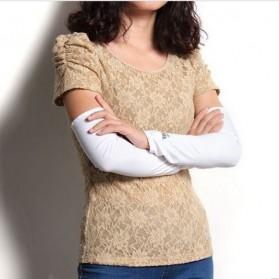 Hi Cool Arm UV Protection Cover / Sarung Pelindung Lengan - Army Green - 8