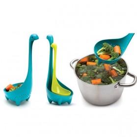 Loch Ness Kitchen Monster Soup Ladle / Sendok Masak - Light Green - 5