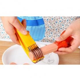 Banana Cutter / Pemotong Pisang - Yellow - 3