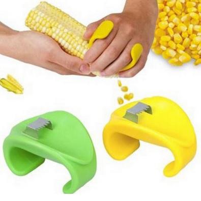 Corn Peeler / Pengupas Jagung - Green - 2
