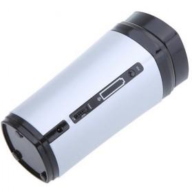 Luxury USB Auto Stirring and Warming Coffee Cup 130ml / Teko Elektrik - U805 - Silver - 9
