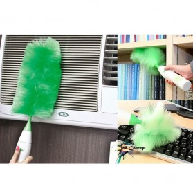 GoDust Electric Home Duster Powered By AAA Battery / Kemoceng Elektrik - 9
