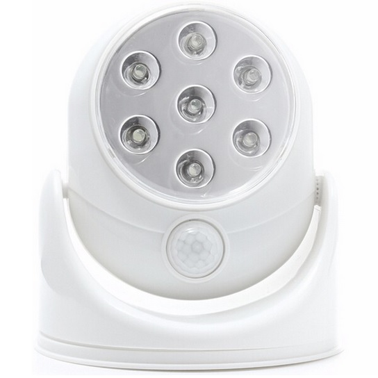 Lampu Led Light Angel Motion Activated White