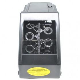 Bubble Machine / Mesin Pembuat Gelembung - Black - 2