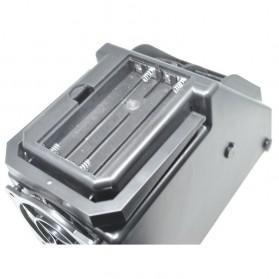 Bubble Machine / Mesin Pembuat Gelembung - Black - 5
