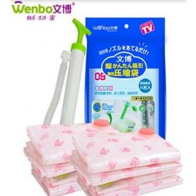 Wenbo Vacuum Plastic Storage / Kantong Penyimpan Pakaian - 3